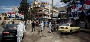 Foreign Policy: Suriye'de rejim bölgelerindeki Kovid-19 salgını tahmin edilenin çok ötesinde