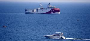 Ege'de Türkiye ile Yunanistan arasında gerilim