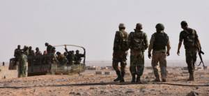 Suriye'de rejime bağlı milisler YPG bölgesine kaçtı