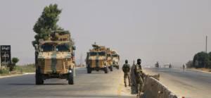 Rusya destekli rejim İdlib'de TSK konvoyunu hedef aldı