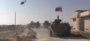 Türkiye ve Rusya'dan Ayn el Arab'da ortak devriye