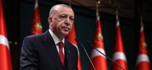 Erdoğan: Tüm imkanlarımızla Azerbaycanlı kardeşlerimizin yanlarındayız