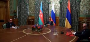 Azerbaycan ile Ermenistan arasında ateşkes ilan edildi