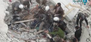 Rusya destekli rejim İdlib'i bombalıyor
