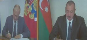 Azerbaycan-Ermenistan anlaşmasının tam metni