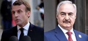Fransa: Libya için askeri bir çözüm yok