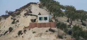 TSK ilk kez İdlib'deki M4 karayoluna nöbet kuleleri kurdu