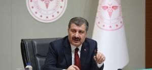 Sağlık Bakanı Koca'dan yerli aşıda son duruma dair açıklamalar