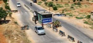 İdlib'de varlığını ilan eden yeni silahlı grup HTŞ'ye saldırdı