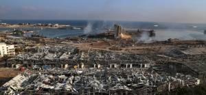 Beyrut'u yerle bir eden patlamada Esed rejimi parmağı