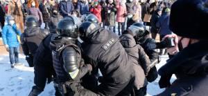 Navalny protestolarında gözaltı sayısı 11 bini geçti