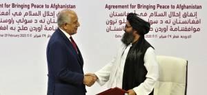 Taliban ile ABD arasında 'Afganistan' görüşmesi