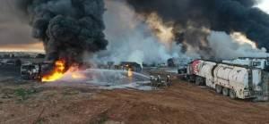 Rusya Fırat Kalkanı bölgesini balistik füzelerle vurdu