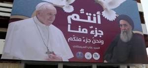 Papa Francis ile Ayetullah Sistani görüşmesi ve 'Dinlerarası Diyalog' projesi
