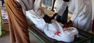 Somali El Hidaye Camii Katliamı'nın 13'üncü yılı
