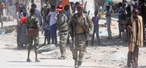 Somali'nin başkenti Mogadişu'da iç savaşa doğru
