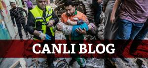 Canlı blog: Filistin'de çatışmalar