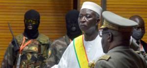 Batı Afrika ülkesi Mali'de yeni bir askeri darbe