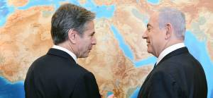 ABD Dışişleri Bakanı Blinken: İsrail kendisini savunuyor