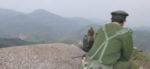 Myanmar'da cuntaya karşı av tüfekli direniş
