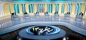 İran'da adayların seçim tartışması gergin geçti