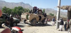 Taliban, Afganistan-Tacikistan sınır kapısını ele geçirdi