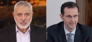 Hamas ile Esed rejimi arasında buzlar eriyor