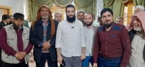 HTŞ lideri Cevlani İdlib'de son durumu değerlendirdi