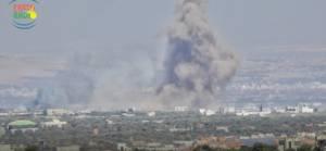 Rusya İdlib'i bombalamayı sürdürüyor