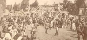 1914-1918: Trabzon'da Rus işgali, gerilla savaşı ve direniş