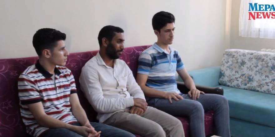 İstanbul'da bıçaklı saldırıya uğrayan Suriyelilerle röportaj