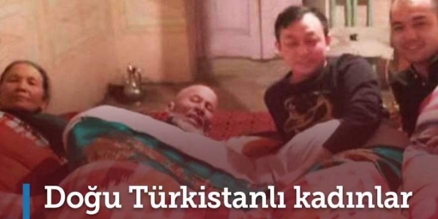 Doğu Türkistanlı kadınlar yataklarını Çinli erkeklerle paylaşmaya zorlanıyor