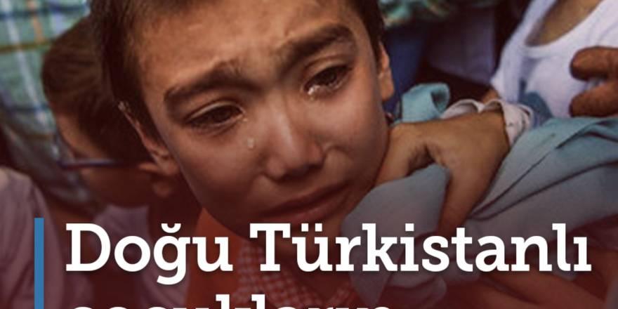 Doğu Türkistanlı çocukların sessiz çığlığı