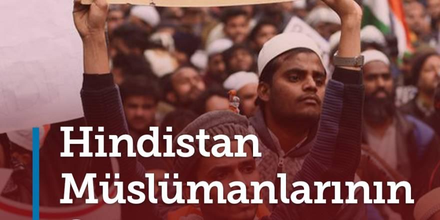Hindistan Müslümanlarının Geleceği Tehdit Altında