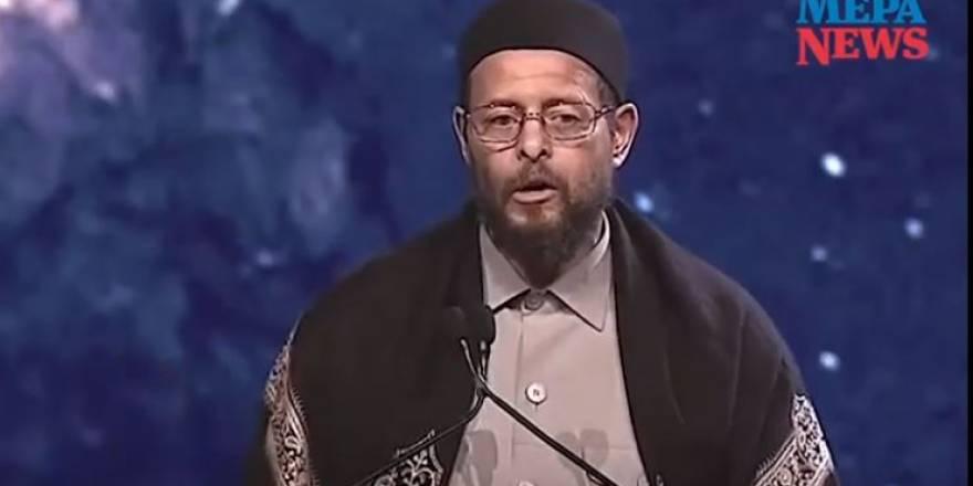 """""""Müslümanlar Donald Trump'a teşekkür etmeli"""""""