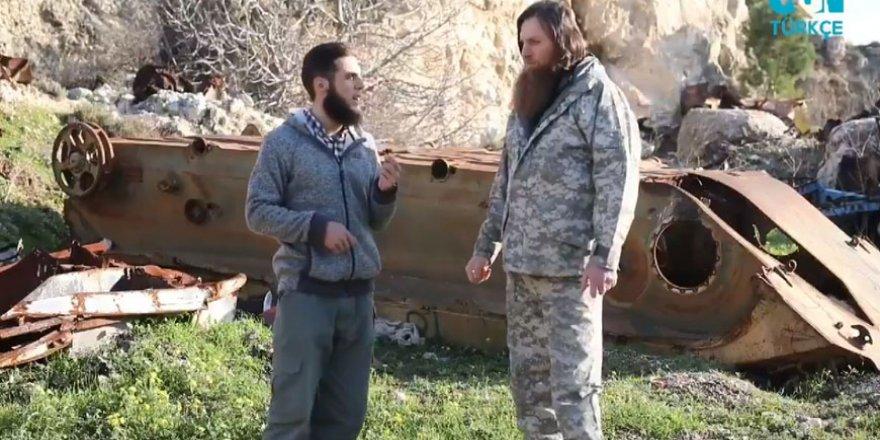 Çeçen komutan Müslim Şişani'den 'Afrin' açıklaması