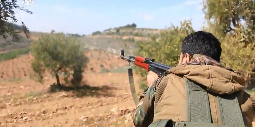 Bafilyun köyü çevresindeki çatışmalar