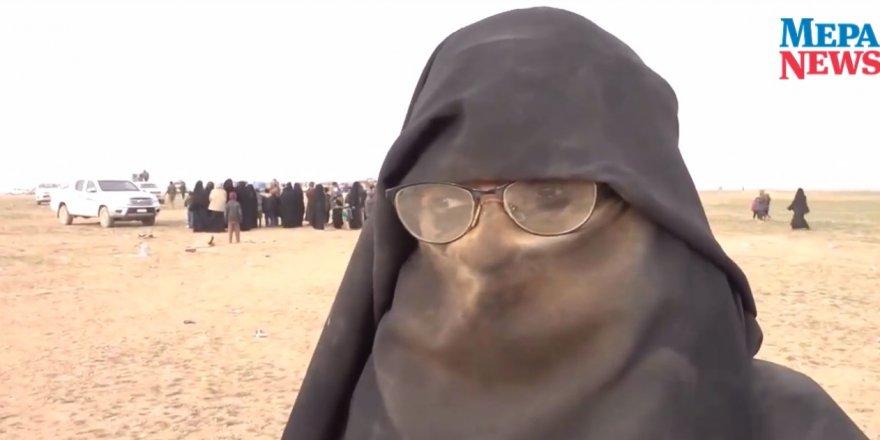 IŞİD bölgesinden kaçan Fransız kadın: Ben hapse girmeyi, diğerleri ölmeyi tercih etti
