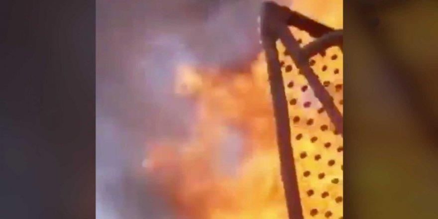 Afganistan'da ABD askerlerinin kamerasından Taliban saldırısı