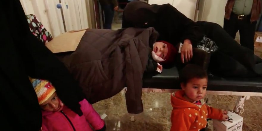 Suriye'de YPG kamplarında tutulan kadın ve çocuklar insani krizin pençesinde