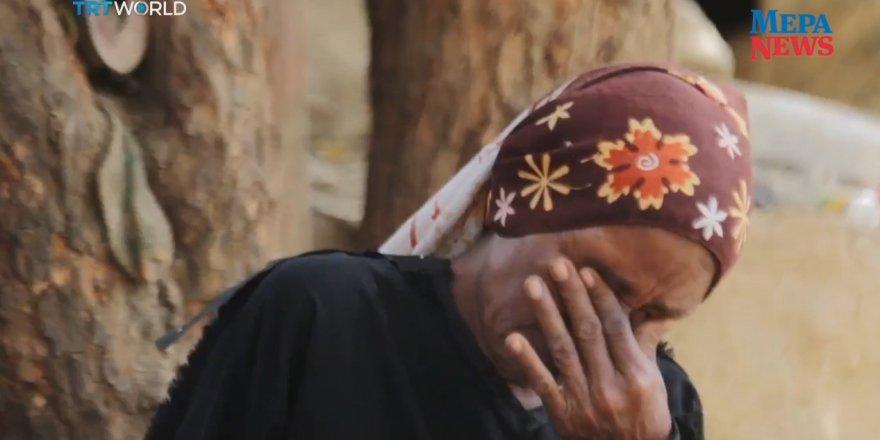Suudi Arabistan Yemen'de ABD silahları ile sivilleri öldürüyor