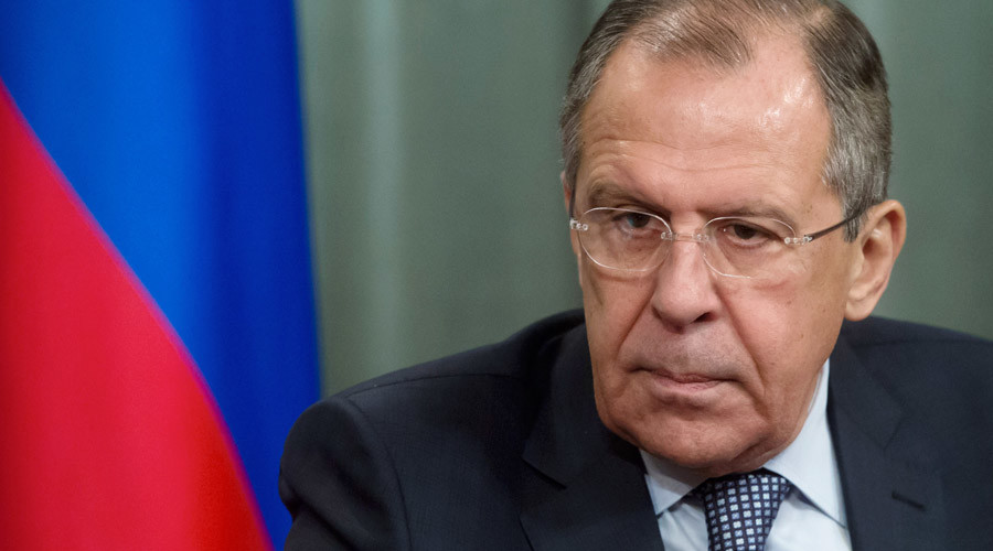 Image result for Lavrov