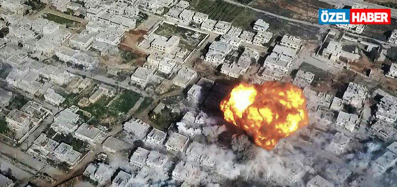 Suriye'de güney cephesi ısınıyor