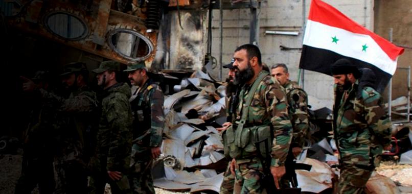Tadif'i Esed rejimi ele geçirdi