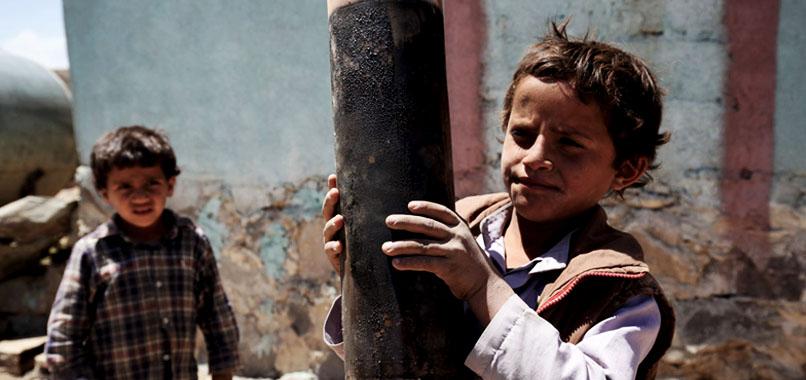 """""""Bir yılda 1500 çocuk öldü"""""""