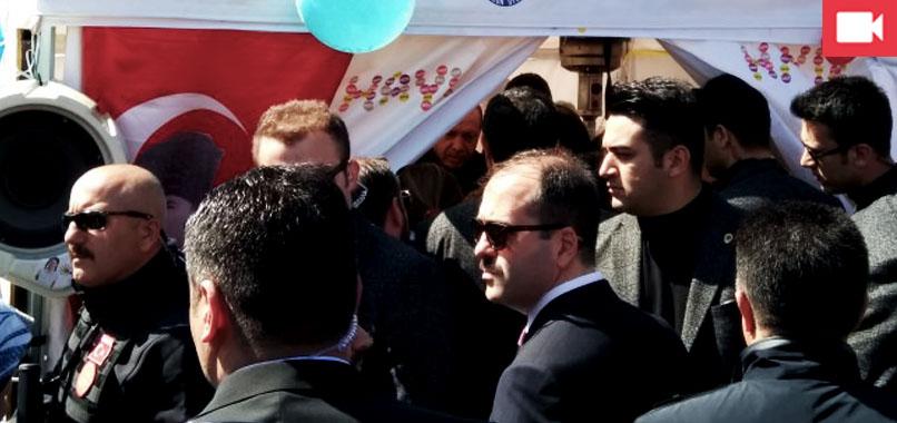 Erdoğan 'hayır' çadırında ne anlattı?