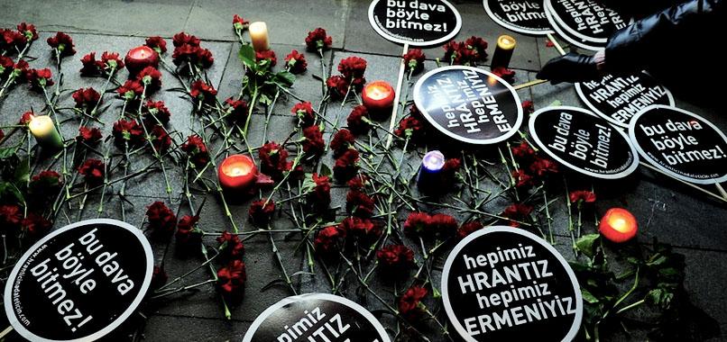 Hrant Dink davasında 8 tutuklama