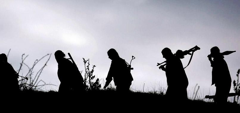 PKK'ya silahlar ABD'den gidiyor