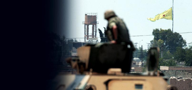PYD, Türkiye'ye havan atışlarına başladı