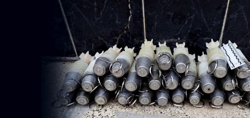 IŞİD'in geliştirdiği yeni patlayıcı